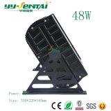 luz de inundación impermeable al aire libre de 48W IP65 LED