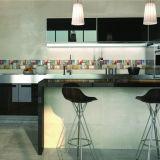 300X900mm populärer Entwurfs-Tintenstrahl glasig-glänzende keramische Wand-Innenfliese