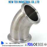 3A Triclamp Elbow 45 Degree Sanitary