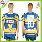 Soem halten Sublimation-kundenspezifische Digital-Druck-Leerzeichen-Großverkauf-Rugby-Hemden instand