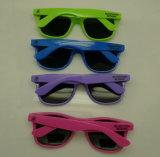 Óculos de sol Vintage de plástico com o logotipo personalizado