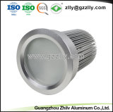 Espulsione di alluminio del dissipatore di calore sull'indicatore luminoso del LED