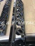 304 декоративного элемента из нержавеющей стали, поверхность Ti-Black наружного зеркала заднего вида