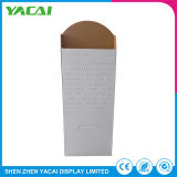 Piso de seguridad duradera de papel cartón de soporte de pantalla para tiendas