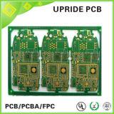 Stijve Loodvrije 6 Lagen HASL die de Vervaardiging van de Raad van de Kring van PCB van de Automaat van het Kaartje parkeren