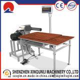 100-150kg/h de la capacité d'une éponge de machines de remplissage de plumes avec l'échelle