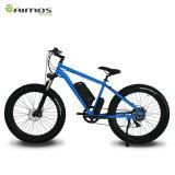 Bicicleta elétrica engrenada 15.6ah gorda do motor 48V 1000W do pneu 26*4.0