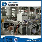 9-50mm en PVC flexible en plastique renforcé de fibre de ligne d'Extrusion