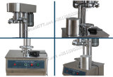 Полуавтоматные электрические чонсервные банкы Dfj160 герметизируя машину для пить