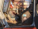 Máquina escavadora original da esteira rolante de Japão Hitachi Ex200 da cor máquinas escavadoras da segunda mão de 20 toneladas