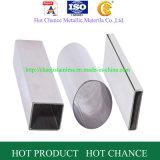 AISI 201, 304 tubos de acero inoxidables y tubo