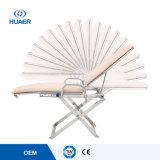 Beweglicher zahnmedizinischer Stuhl mit Geschäfts-Licht