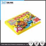 Colorido juguete musical Botón Sound Board libro para niños regalo