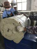 Qualitäts-Cer Roxul Rockwool Basalt-Mineralfelsen-Wolle-Vorstand-Rohr-Zudecke-Isolierung mit Aluminiumfolie