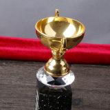 까만 기본적인 기념품 선물 포상 결정을%s 가진 Jingyage 금속 금 컵