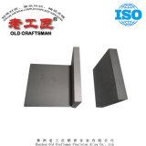 De wolfram Gecementeerde Plaat van het Lassen van het Carbide voor het Hulpmiddel van de Mijnbouw
