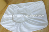 Водоустойчивый протектор тюфяка ткани Терри сплошного цвета для тканья дома кровати
