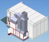 Vernice di cottura della macchina della cabina della vernice di spruzzo dell'automobile di modello di Btd con Ce
