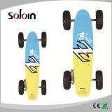 """""""trotinette"""" elétrico do balanço do auto do skate da plataforma do conluio de 4 rodas (SZESK006)"""