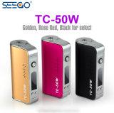 Cadre variable Seego Tc-50W 2000mAh de modèle de puissance en watts réglable