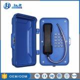 Телефон погодостойкmGs сверхмощного телефона алюминиевого сплава промышленный водоустойчивый морской