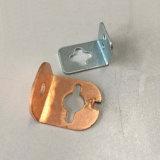 Angle de la construction en métal galvanisé le support en L avec une taille différente