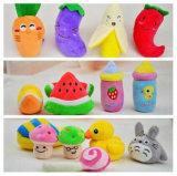Estilo de varios productos para mascotas de peluche mascota de juguete de frutas
