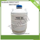 Tanque de nitrogênio líquido criogénico Tianchi 20L Dewar Preço Recipiente para cilindros de gás