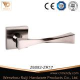 Zink-Haustür-Verschluss und Griff für Schlafzimmer/Badezimmer (z6079-zr11)
