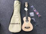 Haute qualité Spalted Maple Basse électrique Ukulele, U Bass.