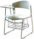 Sf-36f 고품질 플라스틱 접히는 Skectching 쓰기 의자 학교 의자