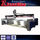 Tagliatrice Waterjet calda di asse 3D di Teenking 5 di vendite per acciaio con l'iso del Ce