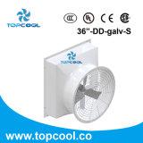"""Ventilateur d'aérage agricole de porcs de matériel de volaille de ventilateur Gfrp 36 """""""