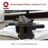 Китайский стандарт ГБ 60кг рыбы в топливораспределительной рампе пластина для крепления топливораспределительной рампы