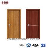 Portello di legno del PVC di prezzi della camera da letto poco costosa di Intereior
