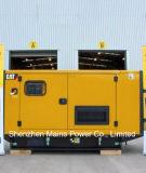 猫のディーゼル発電機の無声おおいおよび標準の開いたタイプ発電機