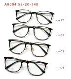Venda a quente de aço de plástico luz de novo estilo de óculos óculos estruturas ópticas espetáculo