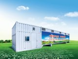 Het Chinese Draagbare Benzinestation van het LNG met 20m³ De Fabrikant van de Tank van de Opslag van het LNG