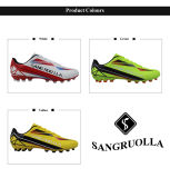 Commerce de gros Mens Outdoor gazon Soccer Cleats chaussures de football
