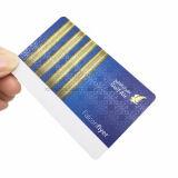 シリアル番号のPlastic/PVCのカードを押すオフセット印刷