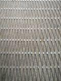 Maille verte supplémentaire de mur de pêche à la traîne de balustrade de balcon d'escalier de réseau d'oiseau de volière de pièce jointe de zoo de Compensation-Animal de maille de corde d'acier inoxydable