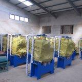 Maquinaria de limpeza de grão da semente na linha do moinho de farinha