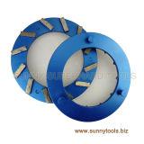 Бетонный Пол шлифовки сегмента Klindex металлический диск алмазов