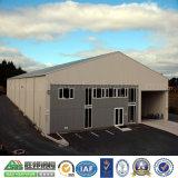자격이 된 Prefabricated 가벼운 강철 구조물 작업장