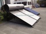 Calentador de agua solar de la placa plana de Dould para la instalación de la azotea de la cuesta