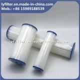 5 Microns pliage de papier plissé du filtre à cartouche pour le traitement de l'eau