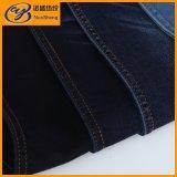 Ткань джинсовой ткани голубой черноты для джинсыов и кальсон