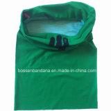 الصين مصنع إنتاج عامة اللون الأخضر بوليستر عنق مسخّن أنبوبيّة