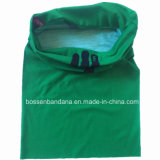 Da garganta verde feita sob encomenda do poliéster do produto da fábrica de China aquecedor tubular
