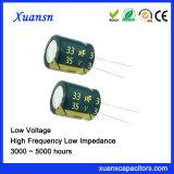 33UF 35V Condensator van de Macht Elektrolytische 105º C 5000hours